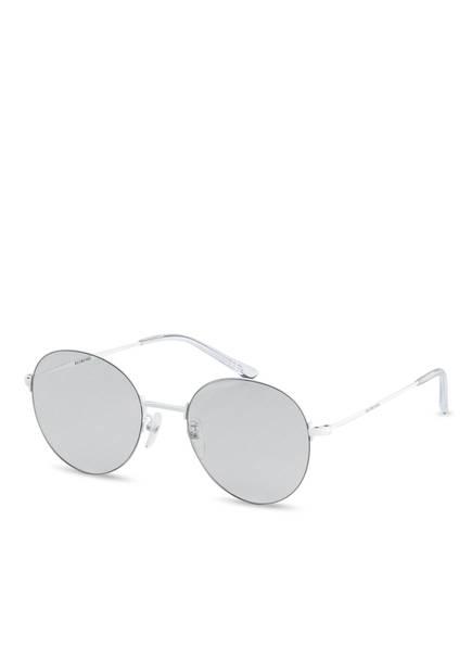 BALENCIAGA Sonnenbrille BB0016SK, Farbe: 006 - WEISS/ SILBER (Bild 1)