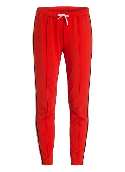 FIRE+ICE Sweatpants HOPE mit Galonstreifen, Farbe: ROT (Bild 1)