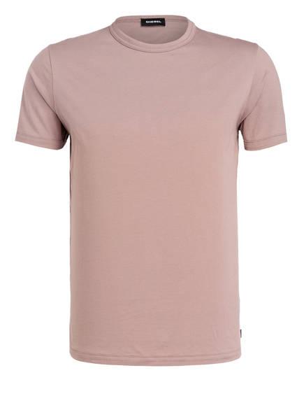 DIESEL T-Shirt DIAMANTIK, Farbe: ROSÉ (Bild 1)