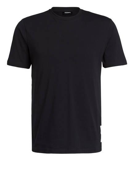 DIESEL T-Shirt HARE, Farbe: SCHWARZ (Bild 1)