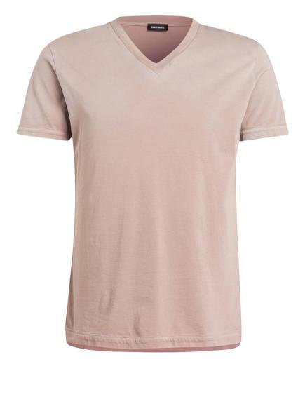 DIESEL T-Shirt KATT, Farbe: BRAUN (Bild 1)
