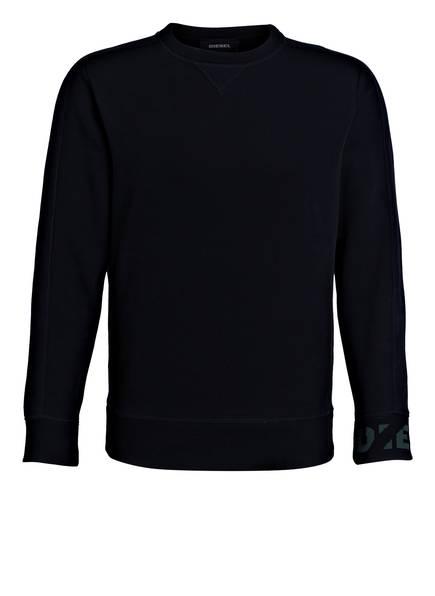 DIESEL Sweatshirt KASH, Farbe: SCHWARZ (Bild 1)