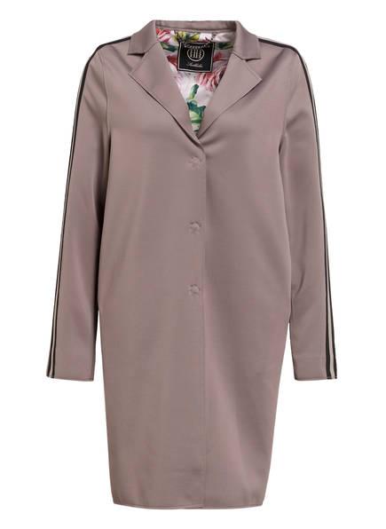 BLONDE No.8 Mantel LEON, Farbe: TAUPE (Bild 1)