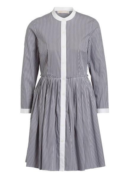 MICHAEL KORS Kleid , Farbe: DUNKELBLAU/ WEISS GESTREIFT (Bild 1)
