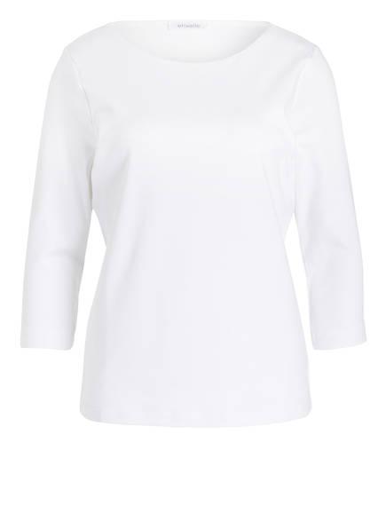 efixelle Shirt mit 3/4 Arm, Farbe: WEISS (Bild 1)