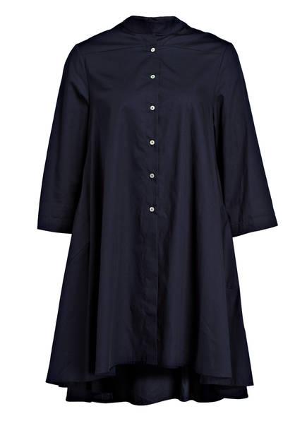 Sophie Blusenkleid mit 3/4-Arm, Farbe: MARINE (Bild 1)