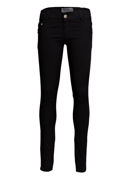 BLUE EFFECT Jeggings, Farbe: BLACK DENIM (Bild 1)