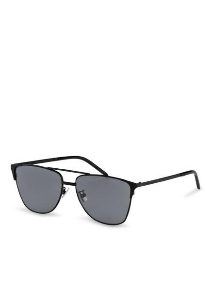 SAINT LAURENT Sonnenbrille SL 280, Farbe: 002 - SCHWARZ/ SILBER (Bild 1)