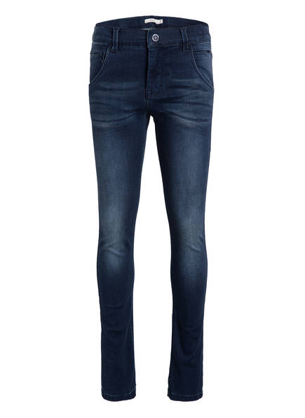 name it Jeans, Farbe: DARK BLUE DENIM (Bild 1)