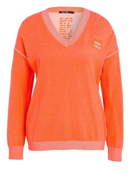 MARC AUREL Pullover, Farbe: ORANGE (Bild 1)