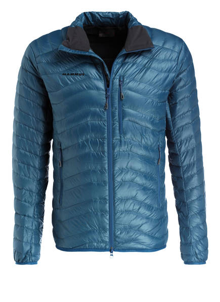 MAMMUT Lightweight-Daunenjacke BROAD PEAK LIGHT IN, Farbe: PETROL (Bild 1)