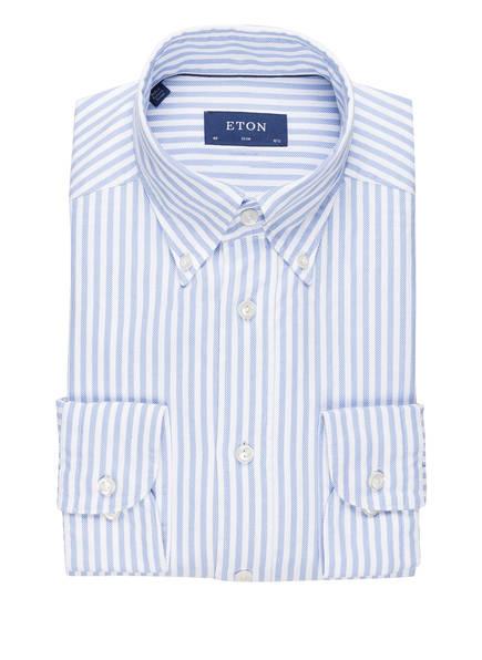 ETON Hemd Slim Fit, Farbe: BLAU/ WEISS GESTREIFT (Bild 1)
