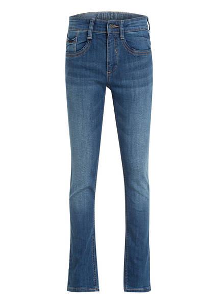 s.Oliver RED Jeans Slim Fit, Farbe: 56Z7 BLAU (Bild 1)