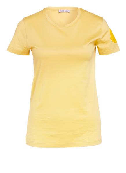 MONCLER T-Shirt, Farbe: GELB (Bild 1)