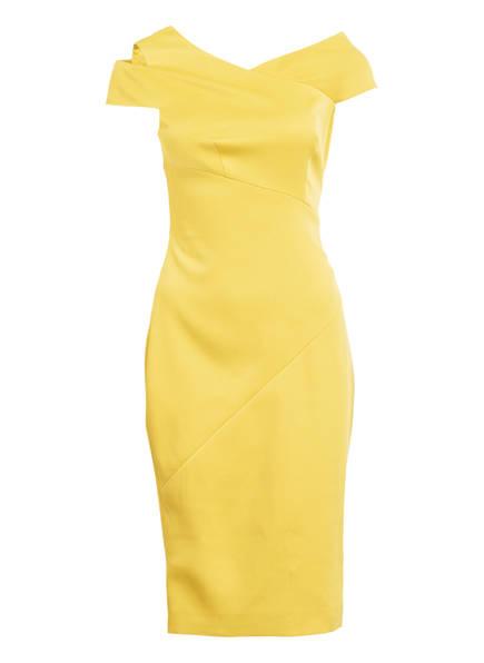TED BAKER Kleid, Farbe: DUNKELGELB (Bild 1)