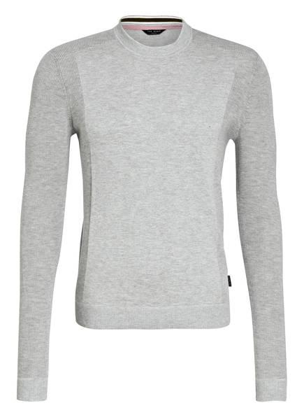 TED BAKER Pullover TRULL, Farbe: GRAU MELIERT (Bild 1)