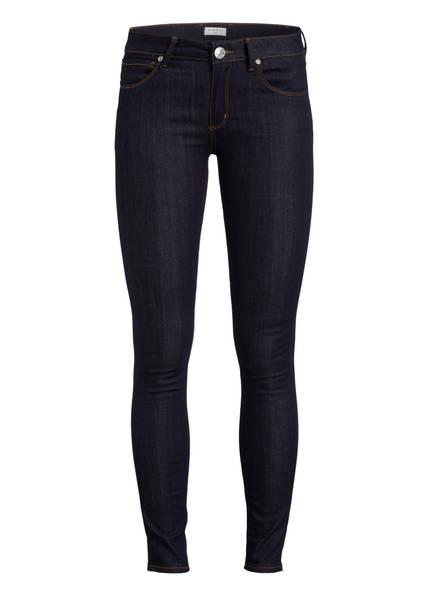 Raw Skinny Denim Sandro jeans Blue Dark Brut qBxwHF1p