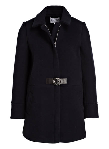 CLAUDIE PIERLOT Mantel GINGEMBRE , Farbe: NAVY (Bild 1)