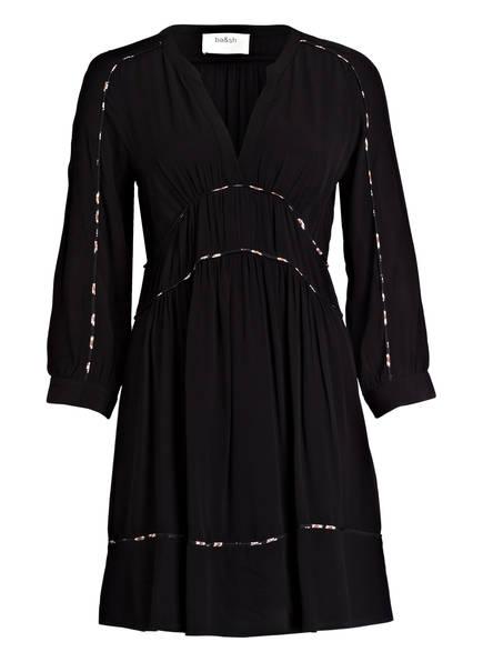 ba&sh Kleid FRANNY, Farbe: SCHWARZ (Bild 1)