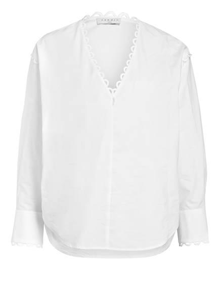 sandro Bluse, Farbe: WEISS (Bild 1)