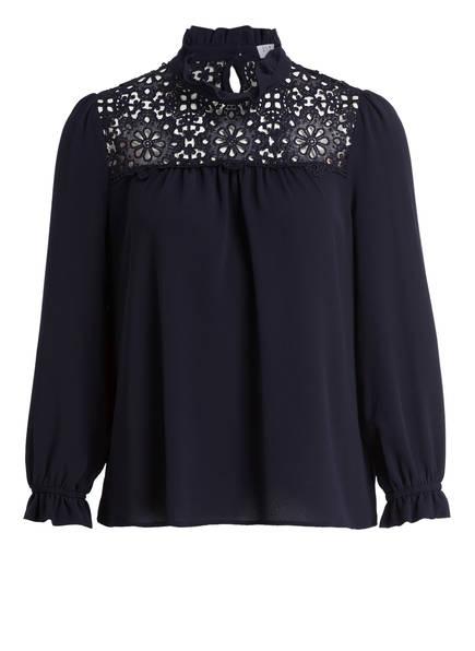CLAUDIE PIERLOT Blusenshirt BADABOUM , Farbe: NAVY (Bild 1)