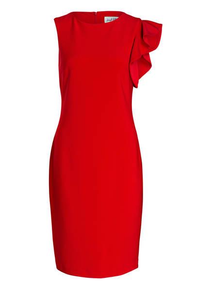 Joseph Ribkoff Jerseykleid, Farbe: ROT (Bild 1)