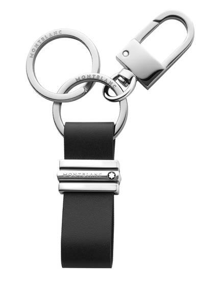 MONTBLANC Schlüsselanhänger MEISTERSTÜCK, Farbe: SCHWARZ (Bild 1)