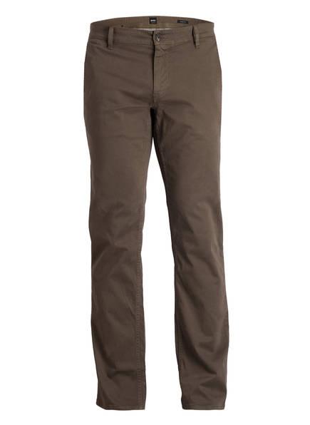 BOSS Chino SCHINO Regular Fit, Farbe: OLIV (Bild 1)