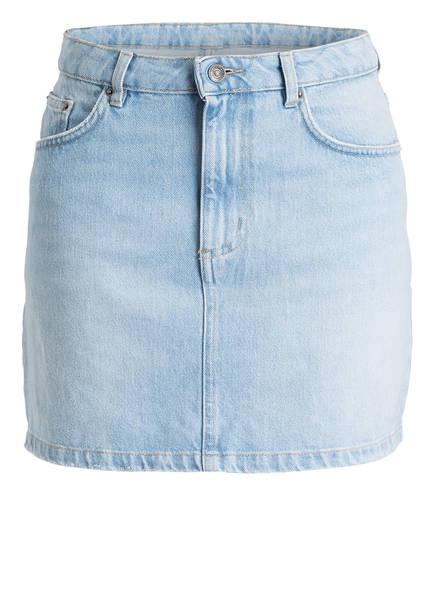 American Vintage Jeansrock OZI, Farbe: BLEACH BLUE (Bild 1)