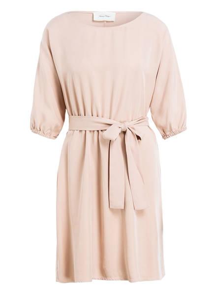 American Vintage Kleid NALA mit 3/4-Arm, Farbe: ROSÉ (Bild 1)