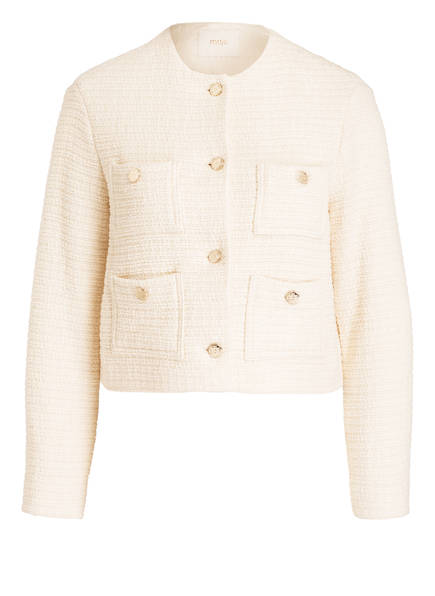 maje Tweed-Jacke VIOLI, Farbe: ECRU (Bild 1)