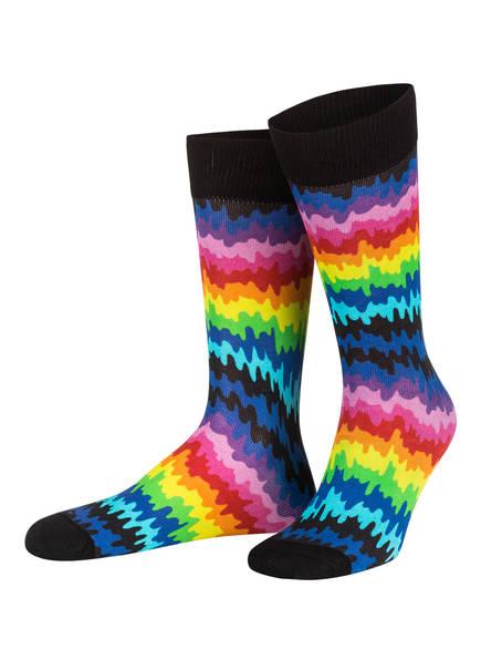 Burlington Socken DIPPY, Farbe: 3000 BLACK (Bild 1)