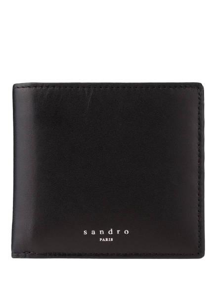 sandro Geldbörse, Farbe: SCHWARZ (Bild 1)