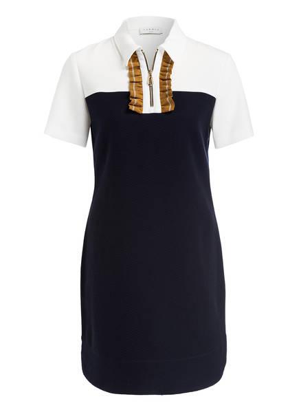 sandro Kleid ANNE, Farbe: NAVY/ WEISS (Bild 1)