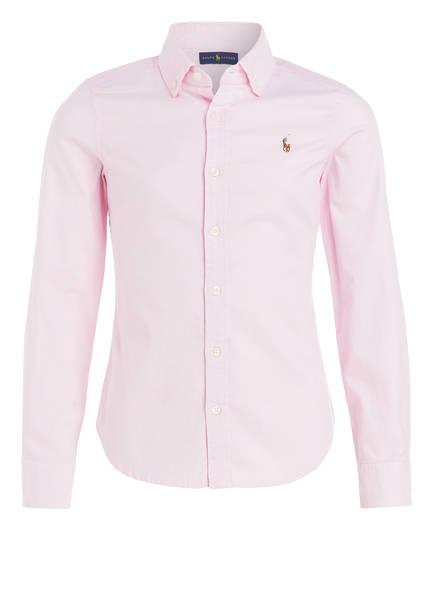 POLO RALPH LAUREN Bluse, Farbe: ROSA (Bild 1)