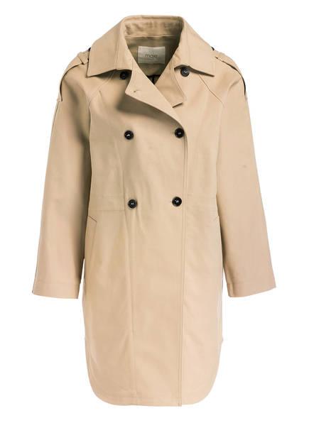 maje Trenchcoat, Farbe: BEIGE (Bild 1)