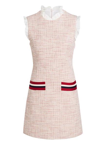 sandro Tweed-Kleid, Farbe: CREME (Bild 1)