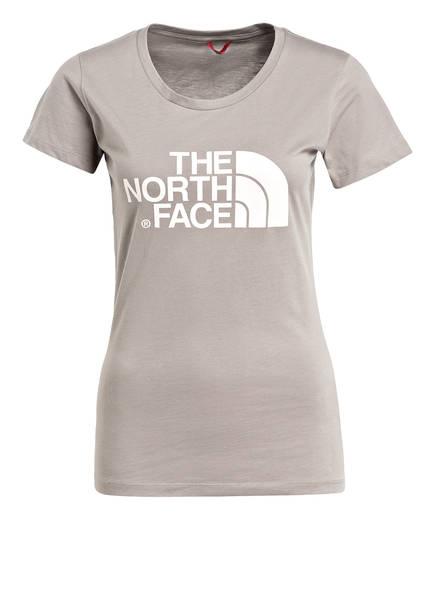 THE NORTH FACE T-Shirt EASY, Farbe: GRAU (Bild 1)
