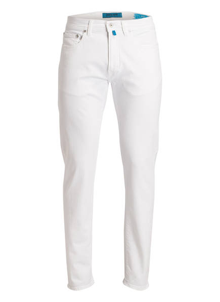 pierre cardin Jeans FUTURE FLEX Tapered Fit, Farbe: 10 WEISS (Bild 1)