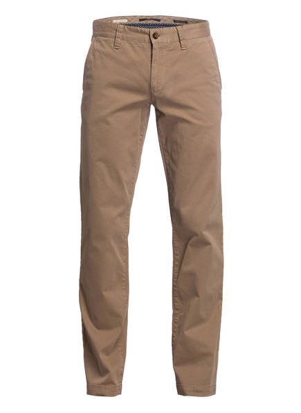 ALBERTO Chino LOU Regular Fit, Farbe: HELLBRAUN (Bild 1)