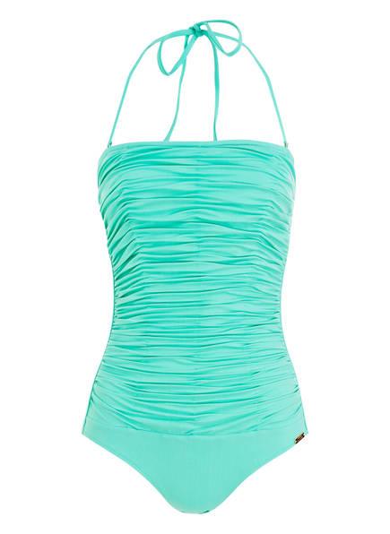 MARYAN MEHLHORN Bandeau-Badeanzug, Farbe: MINT (Bild 1)