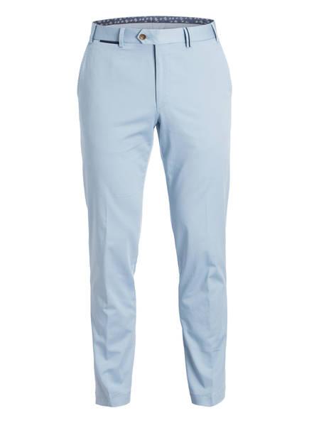 HILTL Chino PEAKER S Contemporary Fit, Farbe: HELLBLAU (Bild 1)