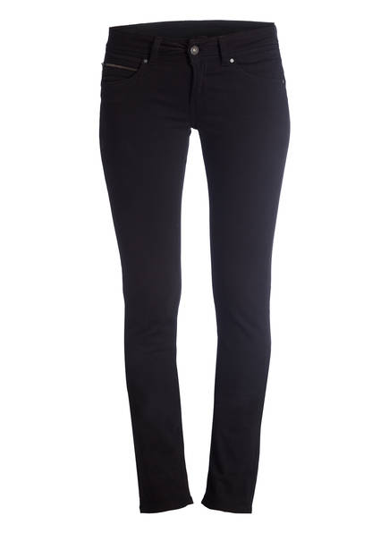 Pepe Jeans Skinny-Jeans NEW BROOKE, Farbe: SCHWARZ (Bild 1)