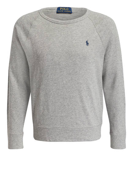 POLO RALPH LAUREN Sweatshirt, Farbe: GRAU MELIERT (Bild 1)