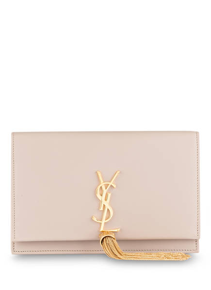 SAINT LAURENT Clutch KATE, Farbe: LIGHT NATURAL (Bild 1)
