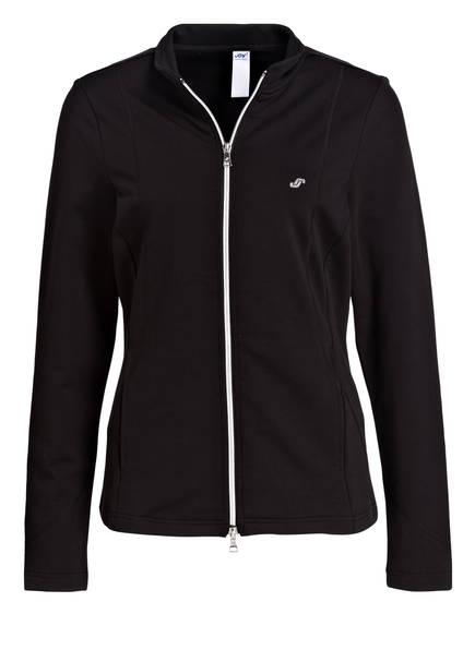 JOY sportswear Sweatjacke DORIT, Farbe: SCHWARZ (Bild 1)