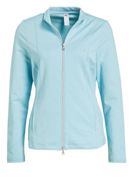 JOY sportswear Sweatjacke DORIT, Farbe: HELLBLAU (Bild 1)