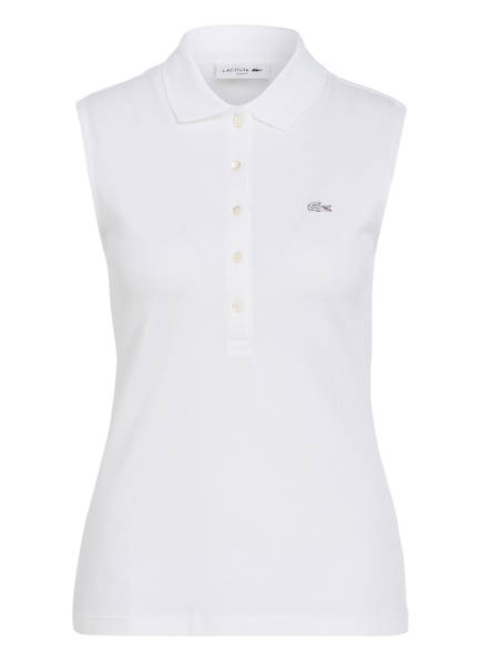 LACOSTE Poloshirt, Farbe: WEISS (Bild 1)