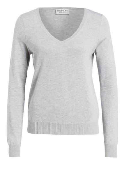 Grau Meliert Repeat Repeat Pullover Pullover nw4tT0wXq