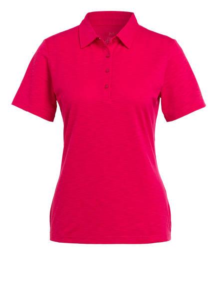 Schöffel Poloshirt CAPRI, Farbe: BEERE MELIERT (Bild 1)